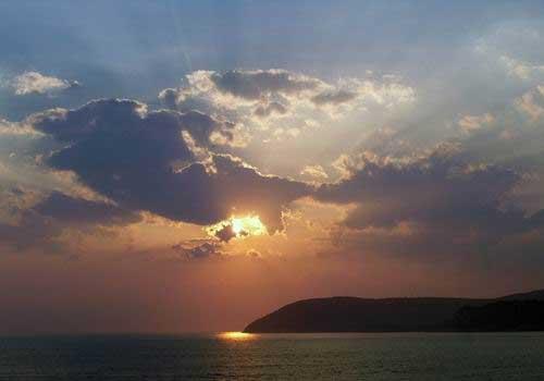 9 Sutomore zalazak sunca